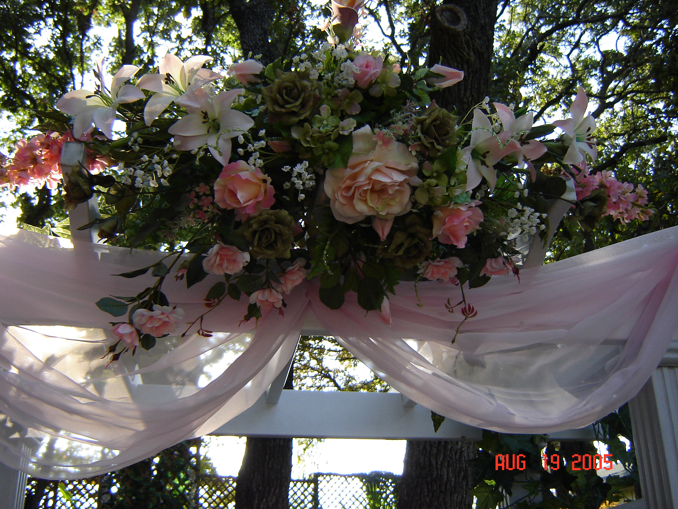 Simply Elegant Weddings- Flower Arrangements