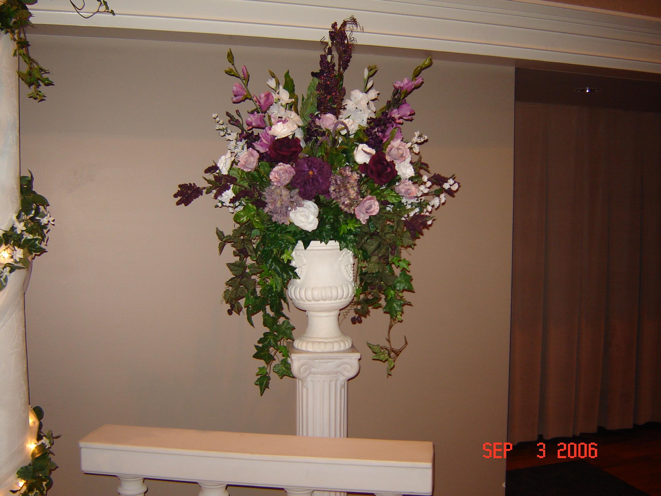 Simply elegant weddings flower arrangements arrangement izmirmasajfo