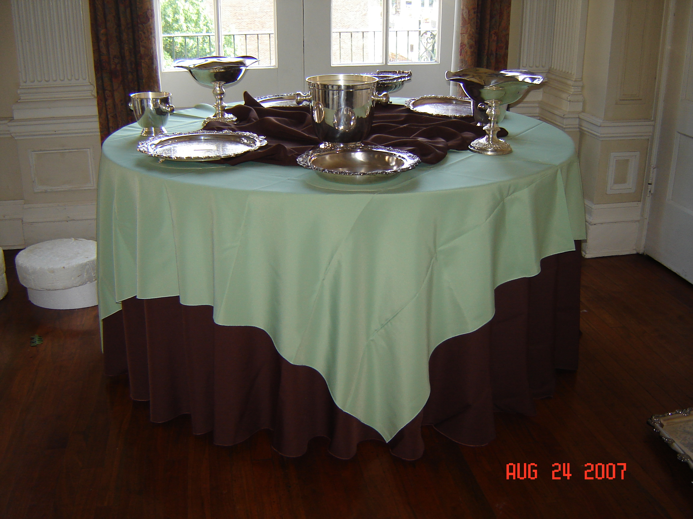 Simply Elegant Weddings Polyester Linens Linen Als Wedding Supply Catering
