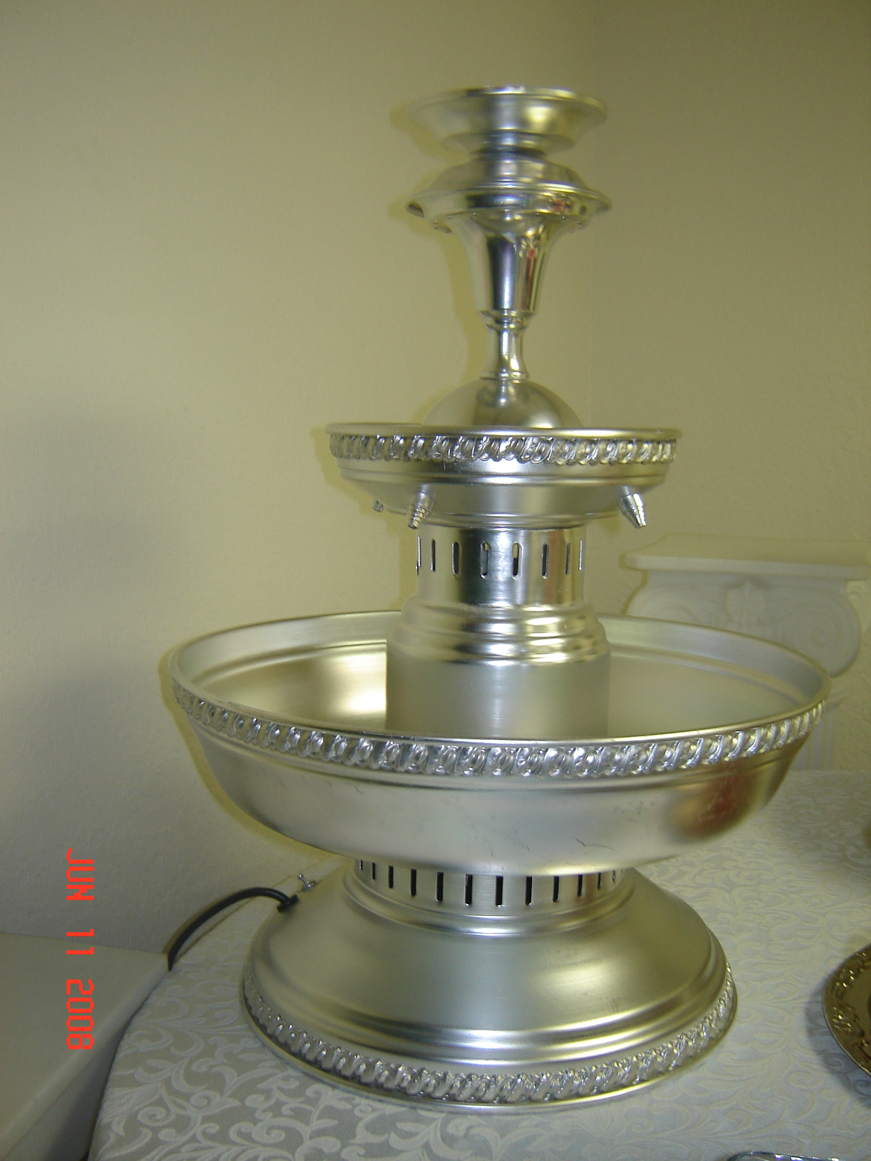 Simply Elegant Weddings Punch Fountains Beverage Champagne Als Wedding Supply Catering