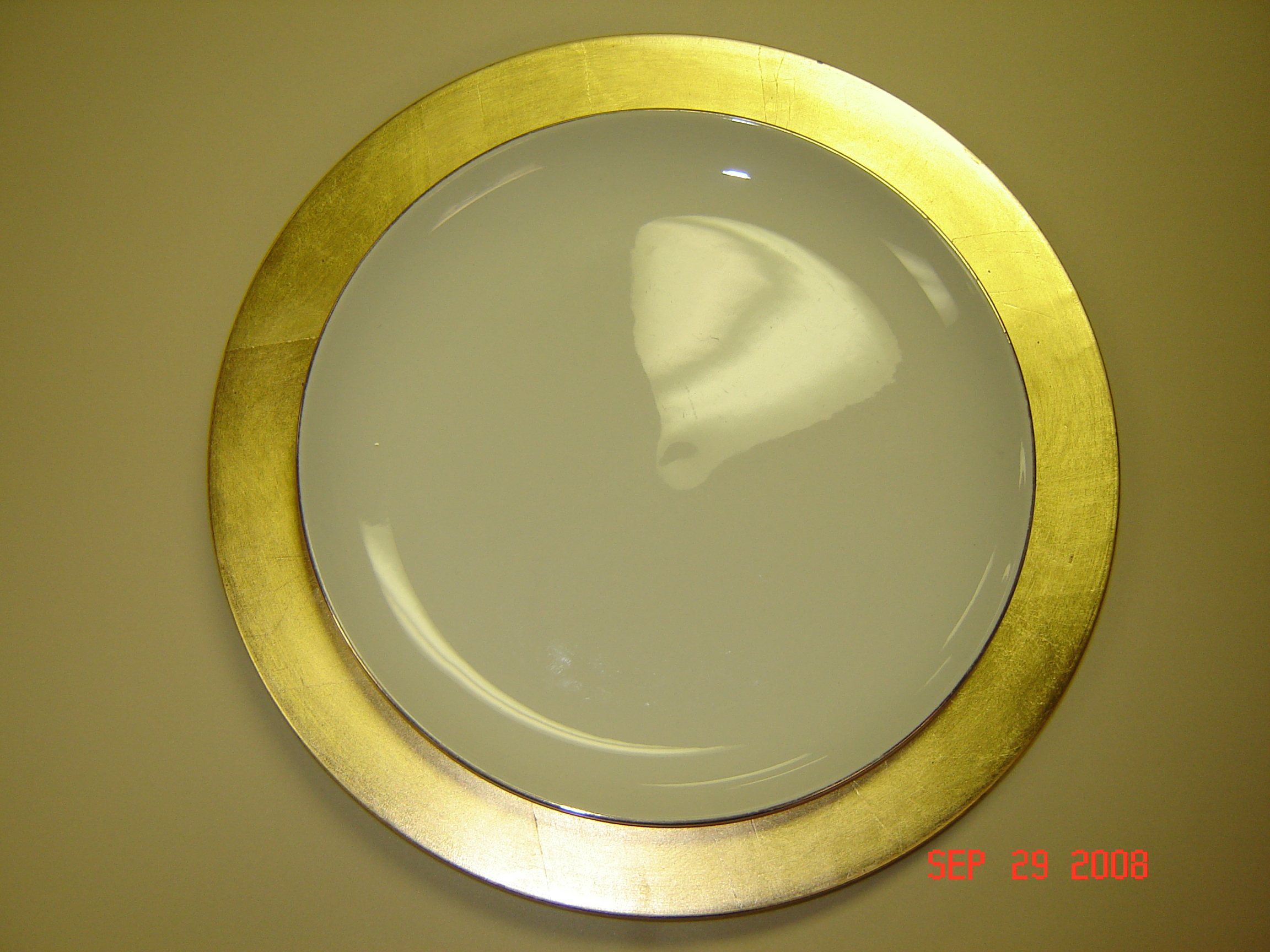 Simply Elegant Weddings Amp Special Events Charger Plate