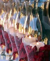 Centerpieces, table centerpieces, maestro vase ...